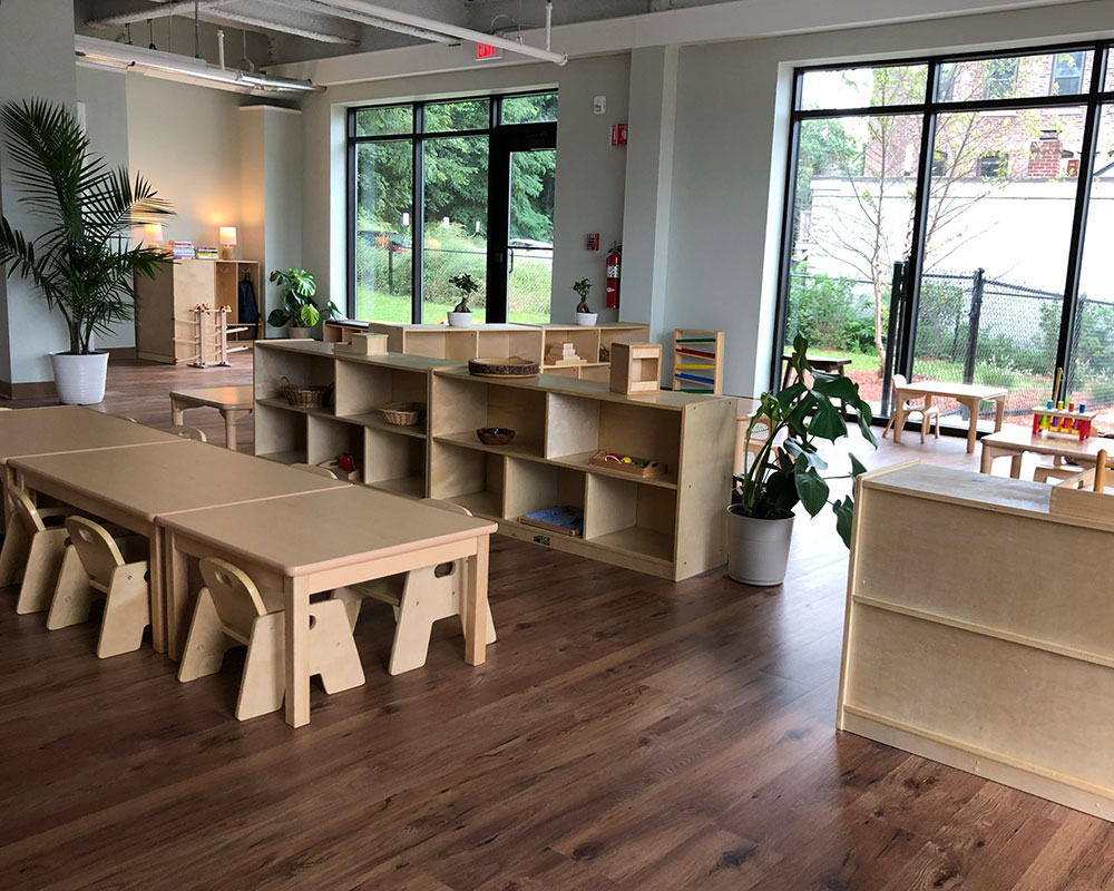 Snowdrop Montessori School Formally Opens with Ribbon Cutting Next Week at New Gerson Building