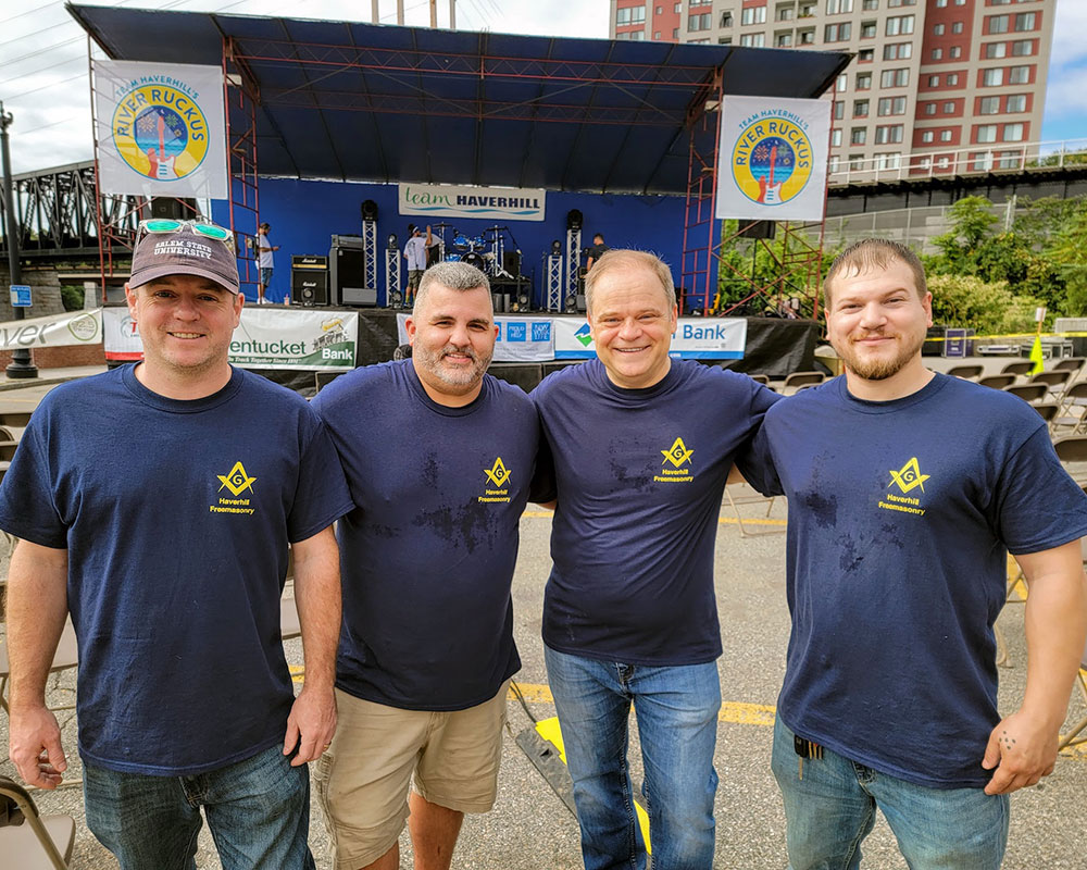 Haverhill Freemasons Host Open House Saturday in Downtown Haverhill