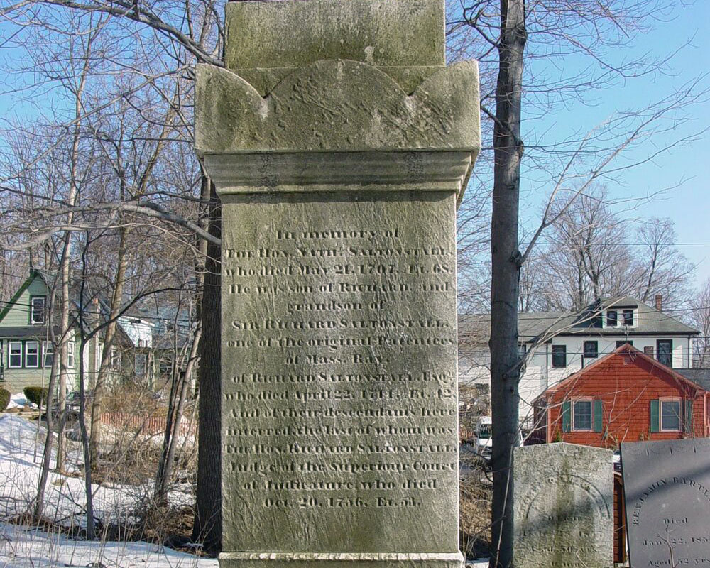 Buttonwoods Museum Offers Sunday Tour of Pentucket Burial Ground