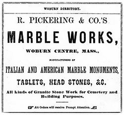 marble works ad